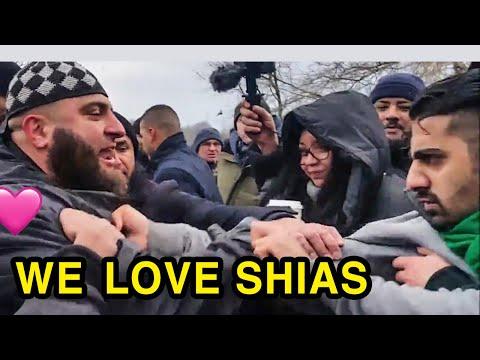 We respect Shias 18+