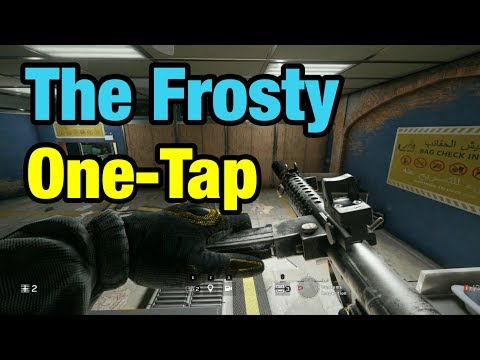 The Frosty One-Tap - Rainbow Six Siege