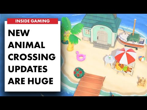 The new Animal Crossing updates are huge