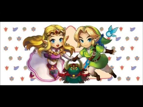 Theory Chat: Could Link and Zelda be....SIBLINGS?????