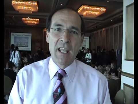 Future of Panama and Latin America economic outlook - Patrick Dixon Keynote, economy speaker