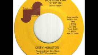 Cissy Houston Nothing Can Stop Me