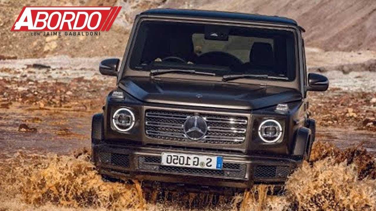 Detroit auto show 2018 mercedes benz clase g 2019 a for Mercedes benz clase g