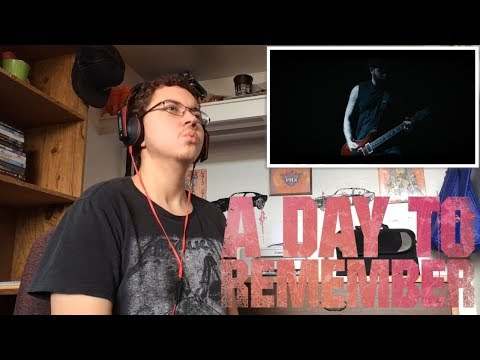 A Day To Remember - Bullfight [OFFICIAL VIDEO] Reaction!!!