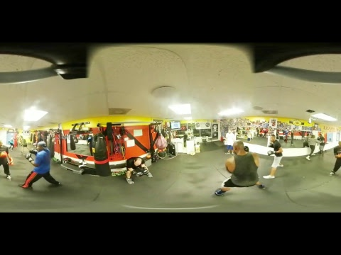 Adult Boxing Class 8/18/17--- oviedo orlando boxing lessons