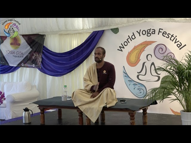 Satsang: Know and Evolve - Sri Vijay Gopala