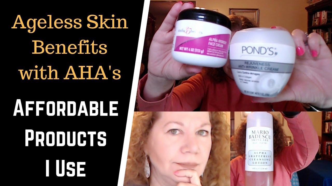 alpha hydroxy face cream