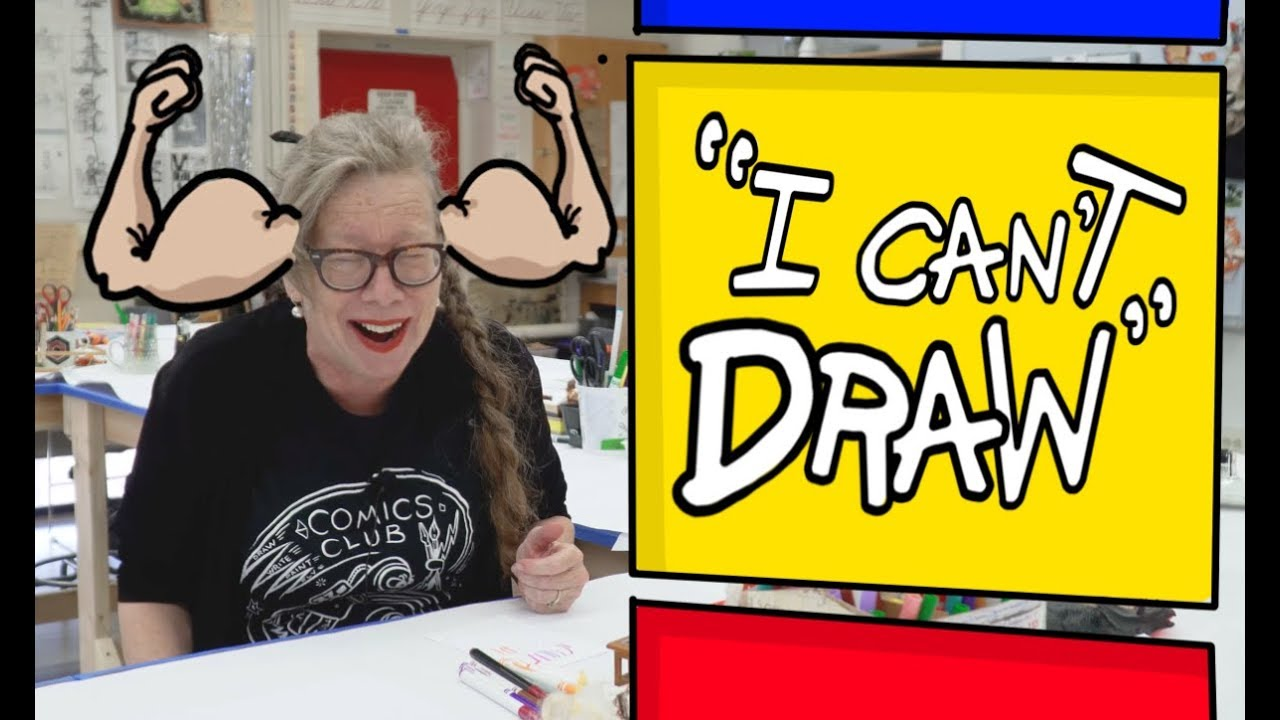 Cartoonist Lynda Barry Teaches You How to Draw | Open Culture