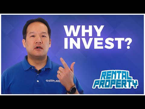 Why Invest in Rental Property?