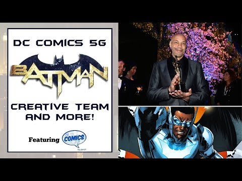 DC Comics Batman 5G Creative Team & More with Perch from YouTube · Duration:  21 minutes 46 seconds