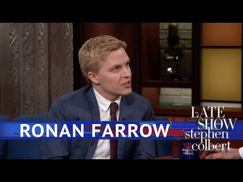 Ronan Farrow Interviewed