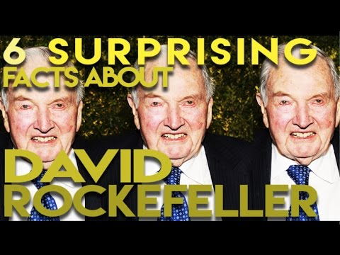 6 Surprising Facts about David Rockefeller | reallygraceful