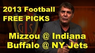 NCAA & NFL Free Picks - Tony George