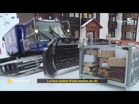 La face cachée d'une station de ski : les restaurateurs