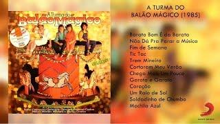 Baixar A Turma Do Balão Mágico (1985) ALBÚM COMPLETO