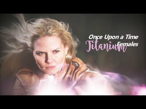 Once Upon a Time Females | Titanium