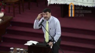 Rev. Mauro Meister - Anda na Minha Presença e Sê Perfeito