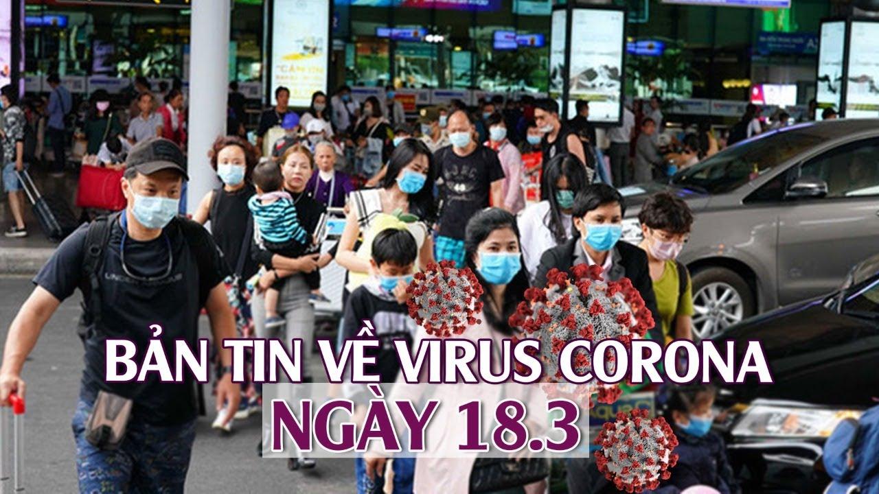 Việt kiều đua nhau về nước tránh dịch I Bản tin về virus corona ngày 18.3.2020