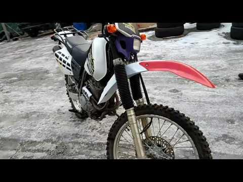 Honda XR250 test for SALE