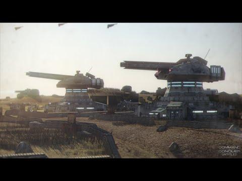 C&C Untitled Generals Zero Hour - Skirmish with Alexander, Superweapons