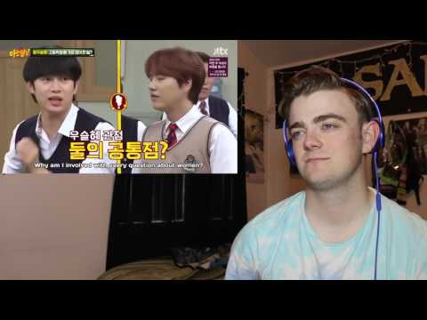 Heechul is a girl Part 1 My reaction!