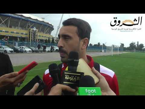 بلال السعيداني.. مباراة اَمام الجزائر أهم من مباراة السعيداني  - نشر قبل 28 دقيقة