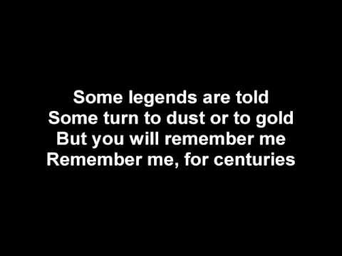 Centuries - Fall Out Boy [Lyrics]