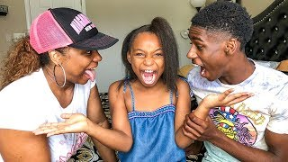 Who Knows Me Better? Mom Or Brother(Mom Gets Surprised!)