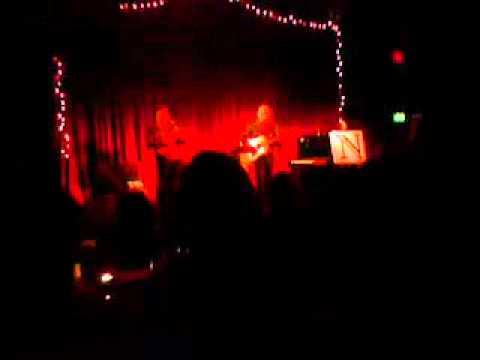 Nukkanya - Paul Kelly @ The Sugar Club Dublin