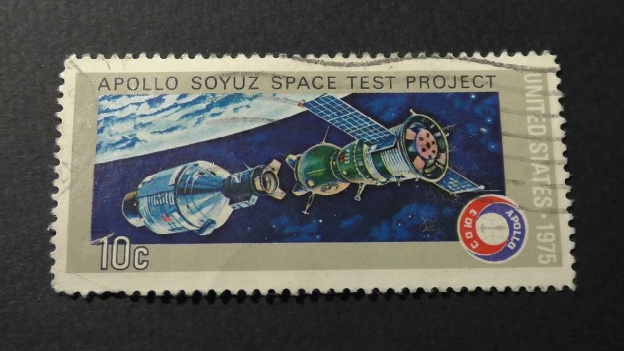 apollo soyuz space test project stamp - photo #22