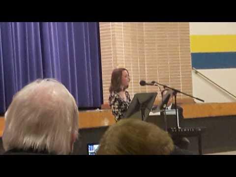 Crairs performance at Ida high school