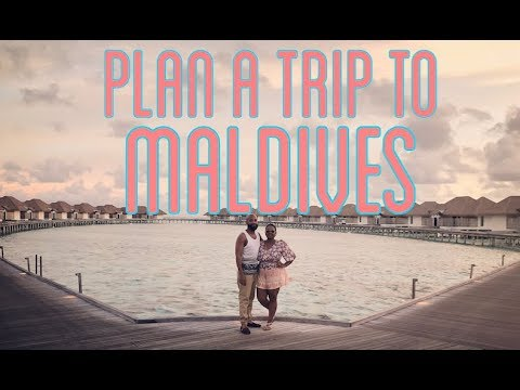 Maldives Travel Planning Tips!