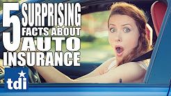5 Surprising Facts About Auto Insurance | Texas Department of Insurance