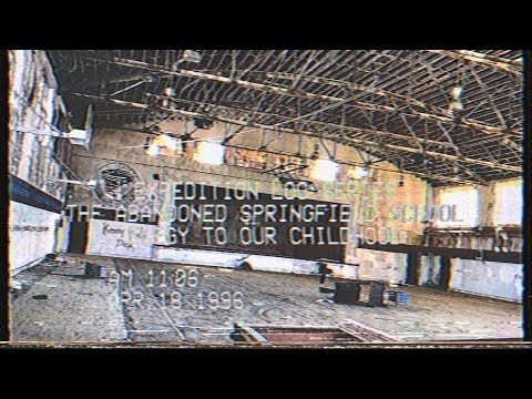 Gnarly Abandoned School in North Carolina | ExLog 43