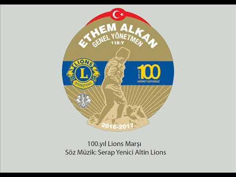 100.yıl lions marşı Serap Yenici