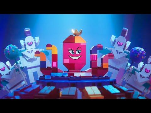 LEGO MOVIE 2 Queen Watevra Wa'Nabi Song
