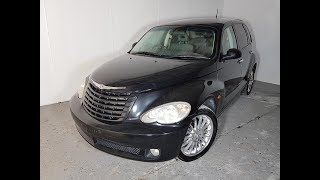 (SOLD) Automatic Cars. PT Cruiser Touring GT 2008 Review