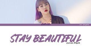 Jimin Park (박지민) - Stay Beautiful (HAN/ROM/ENG)