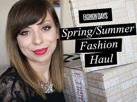 Spring/Summer Fashion Haul - Нови придобивки за пролетта и лятото