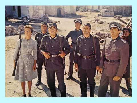 THE GUNS OF NAVARONE (played in