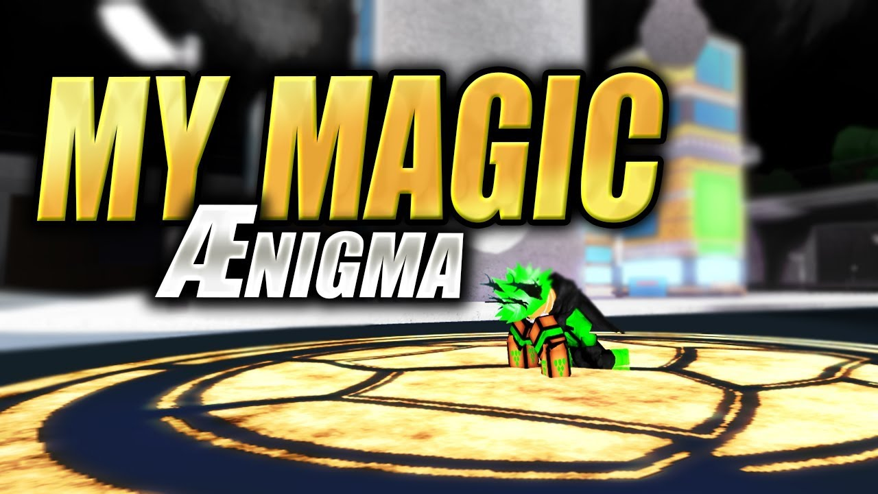 Finding My First Magic Card ænigma In Roblox Ibemaine - enigma roblox cards