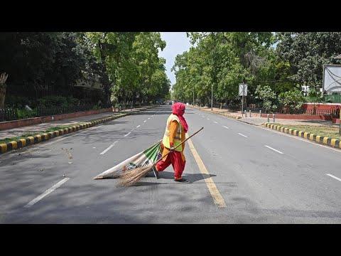New Delhi enters