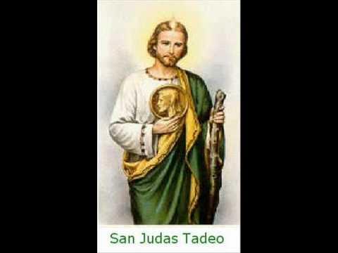 30x40 San Judas Tadeo S F