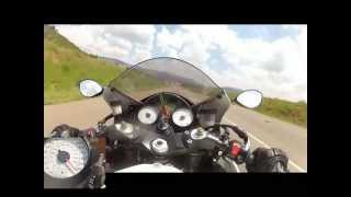 Kawasaki ZX14 Top Speed Test Ride  (1080p HD video)