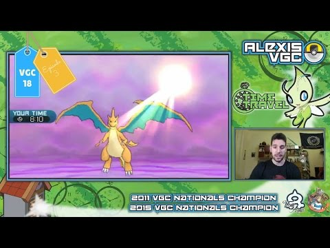 Victory Road - TIME TRAVEL : Charizard strikes back!