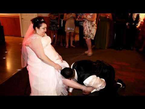 Music and More Entertainment Service Garter Removal Video Sample