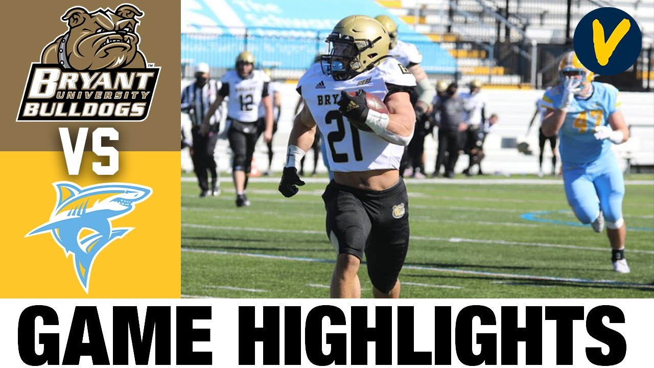 Bryant vs LIU Highlights | 2021 Spring College Football Highlights