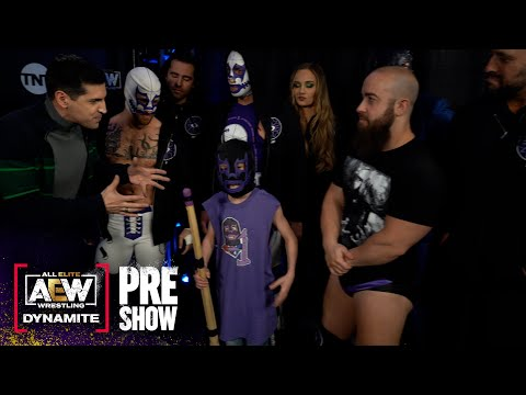 """It's Negative One's Birthday"" - AEW Pre-Show 