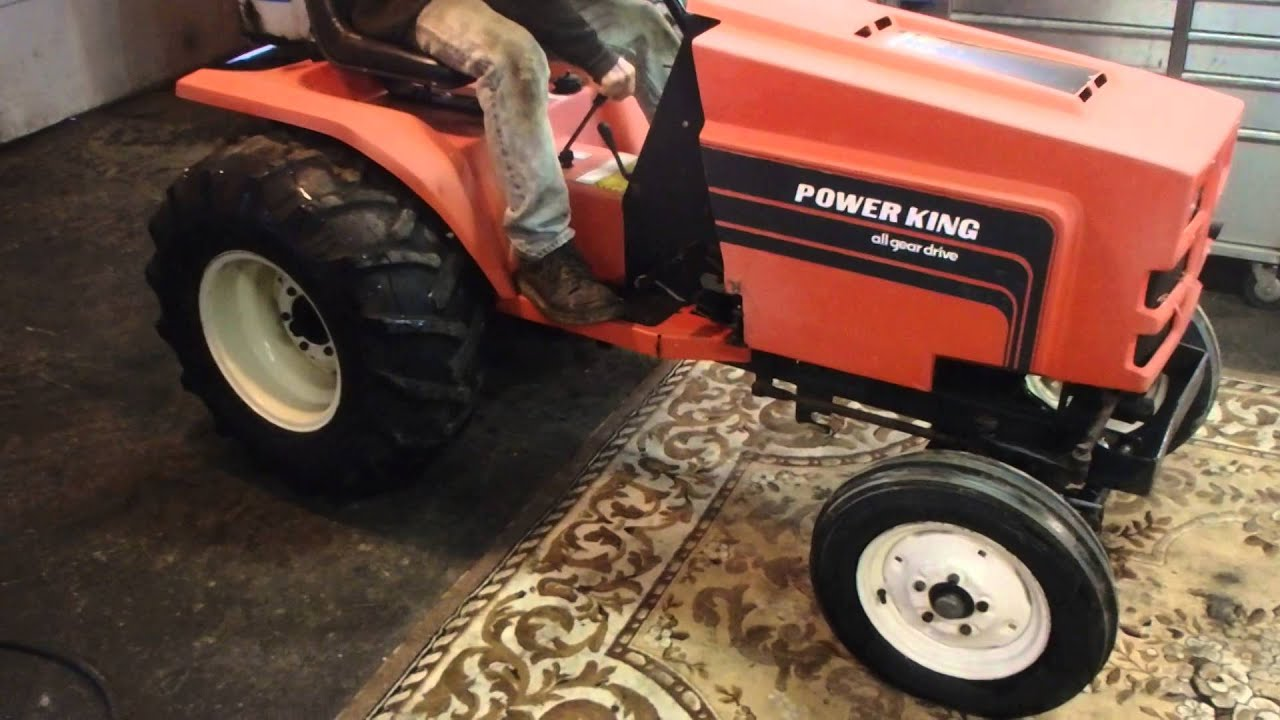 power king 1617 lawn tractor power king lawn tractors power king lawn tractors tractorhd mobi [ 1280 x 720 Pixel ]