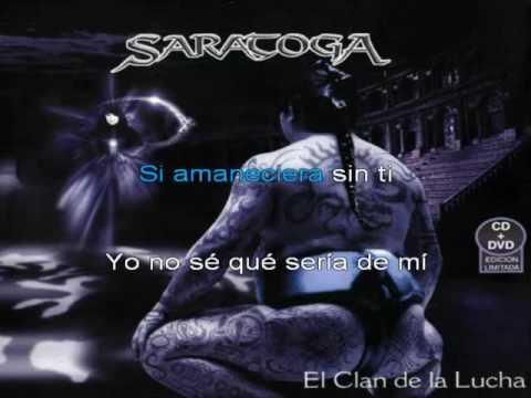 Si amaneciera (Saratoga) - Karaoke